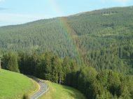 Am Ende eines jeden Regenbogens liegt ein Schatz :)
